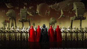Imperial Army by Robert Shane