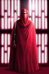 Star Wars - Royal Guard by Robert-Shane