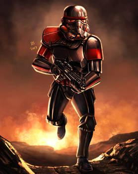Star Wars - Inferno Squad Trooper