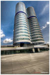 BMW World VII - Headquarter by superjuju29