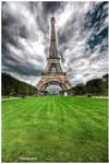 Paris - Eiffel Tower VII