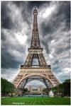 Paris - Eiffel Tower VIII
