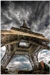 Paris - Eiffel Tower IX