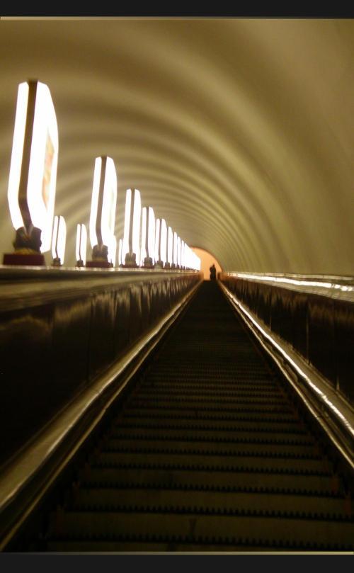 Metro Kiev II by superjuju29