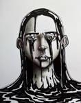 INKY GIRL (inktober 2020 day 1)