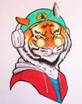TIGER (inktober 2020 day 9)