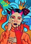 DEVIL'S GIRL