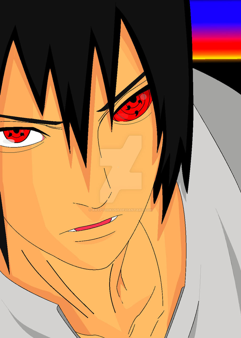 Sasuke (Naruto 673 Final Battle ) by KryptoDKush on DeviantArt