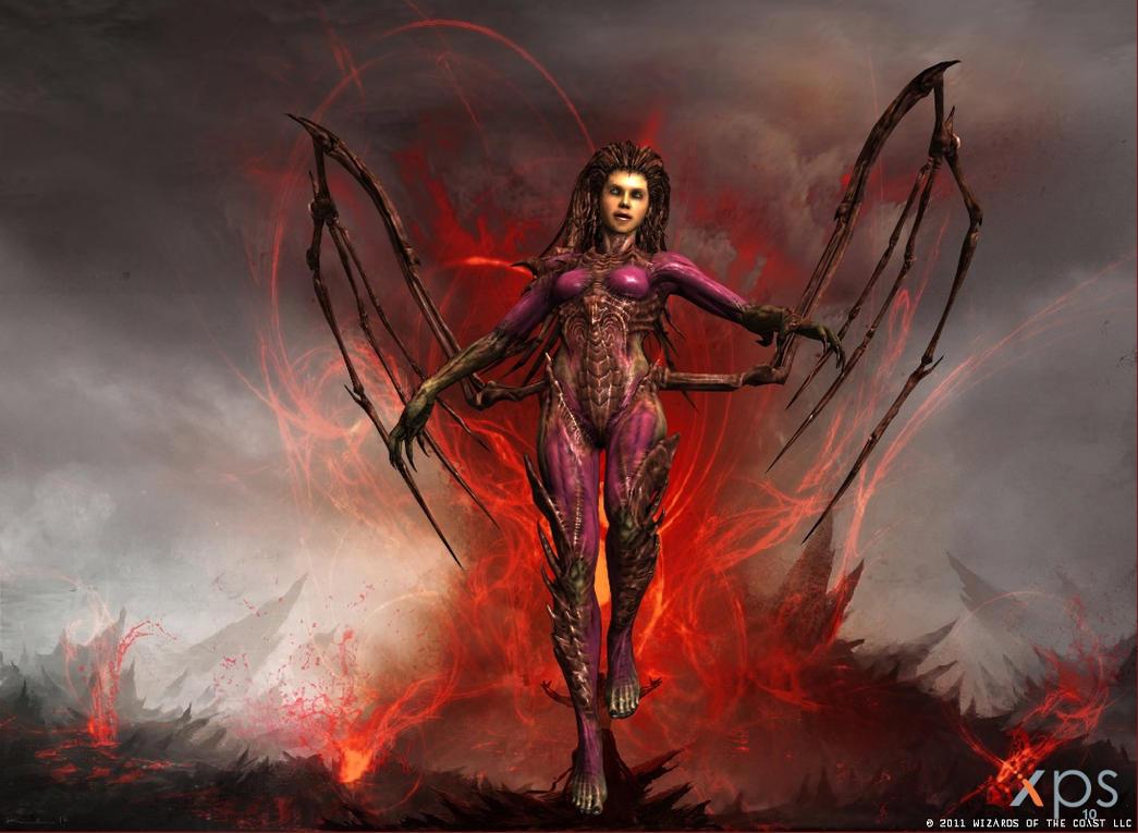 StarCraft 2 арт  artassortyru