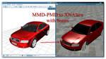 Converting MMD to XNAlara (using 3ds max)