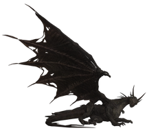 Ancient Dragon mmd xps by Tokami-Fuko