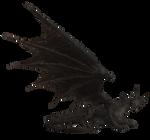 Ancient Dragon mmd xps