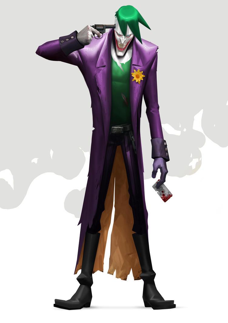 Joker by Auguy