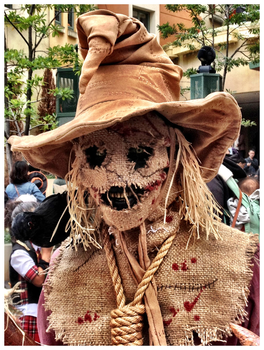 halloween the scarecrow by tokyo dude - Halloween Scare Crow