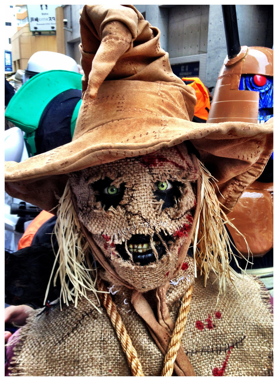 Scarecrow 3 by tokyodude on DeviantArt