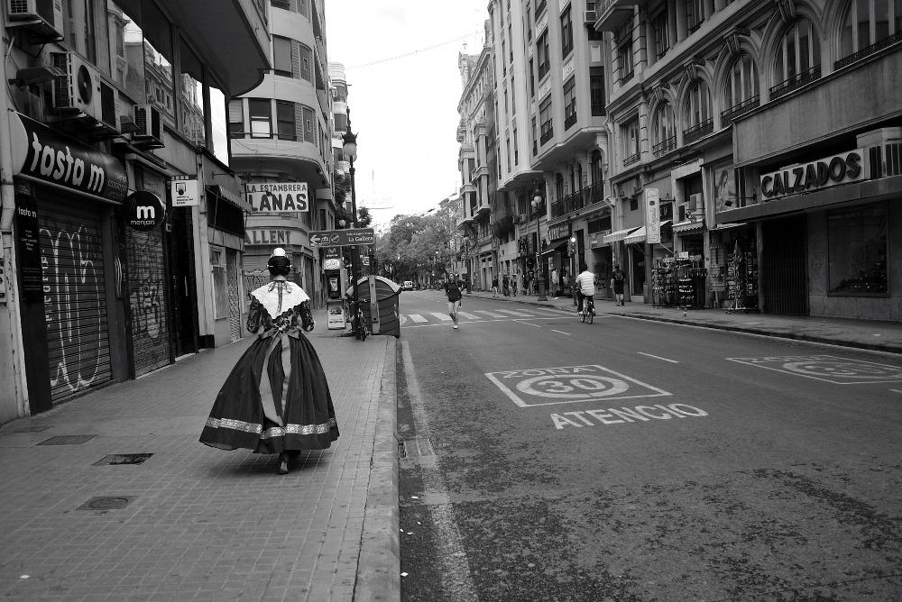Valencia faller by DualMechanized