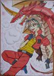 Bakugan by Jeanne-chan