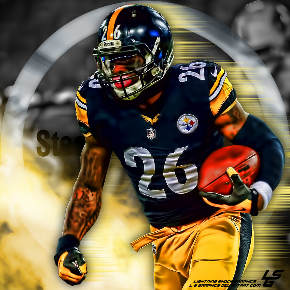 Le Veon Bell Edit by L S Graphics on DeviantArt