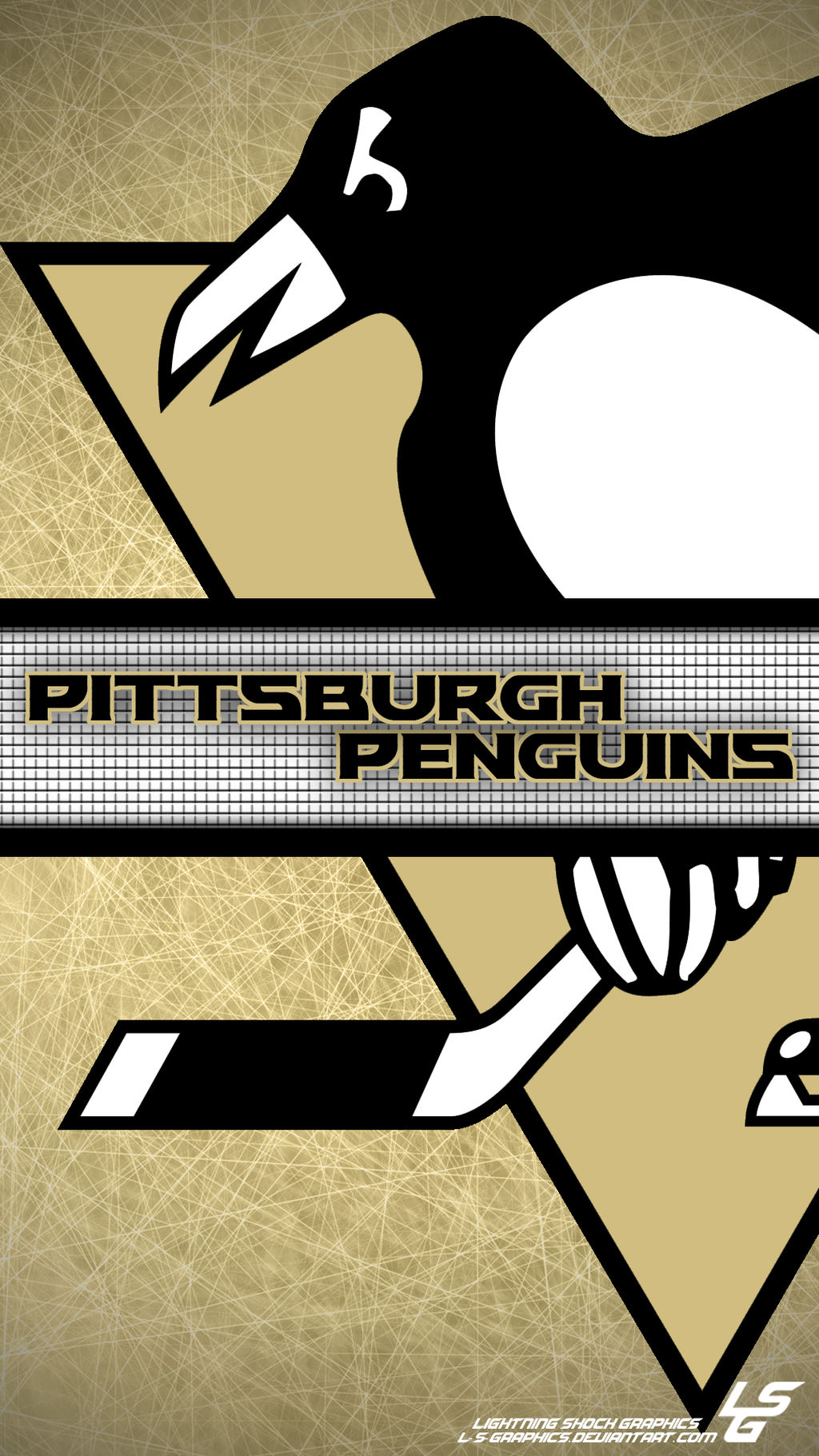 Pittsburgh Penguins Galaxy S4 Wallpaper By L S Graphics On