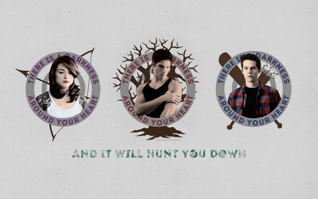 Teen Wolf wallpaper by infiniteangst on