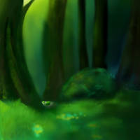 Forest by NikaStryx
