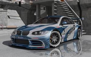 BMW M3 E92 by stefanmarius
