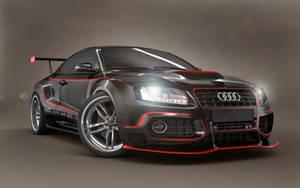 Audi A5 GTR by stefanmarius