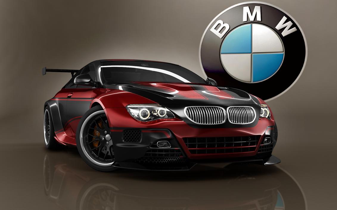 Bmw M6 Gt By Stefanmarius On Deviantart