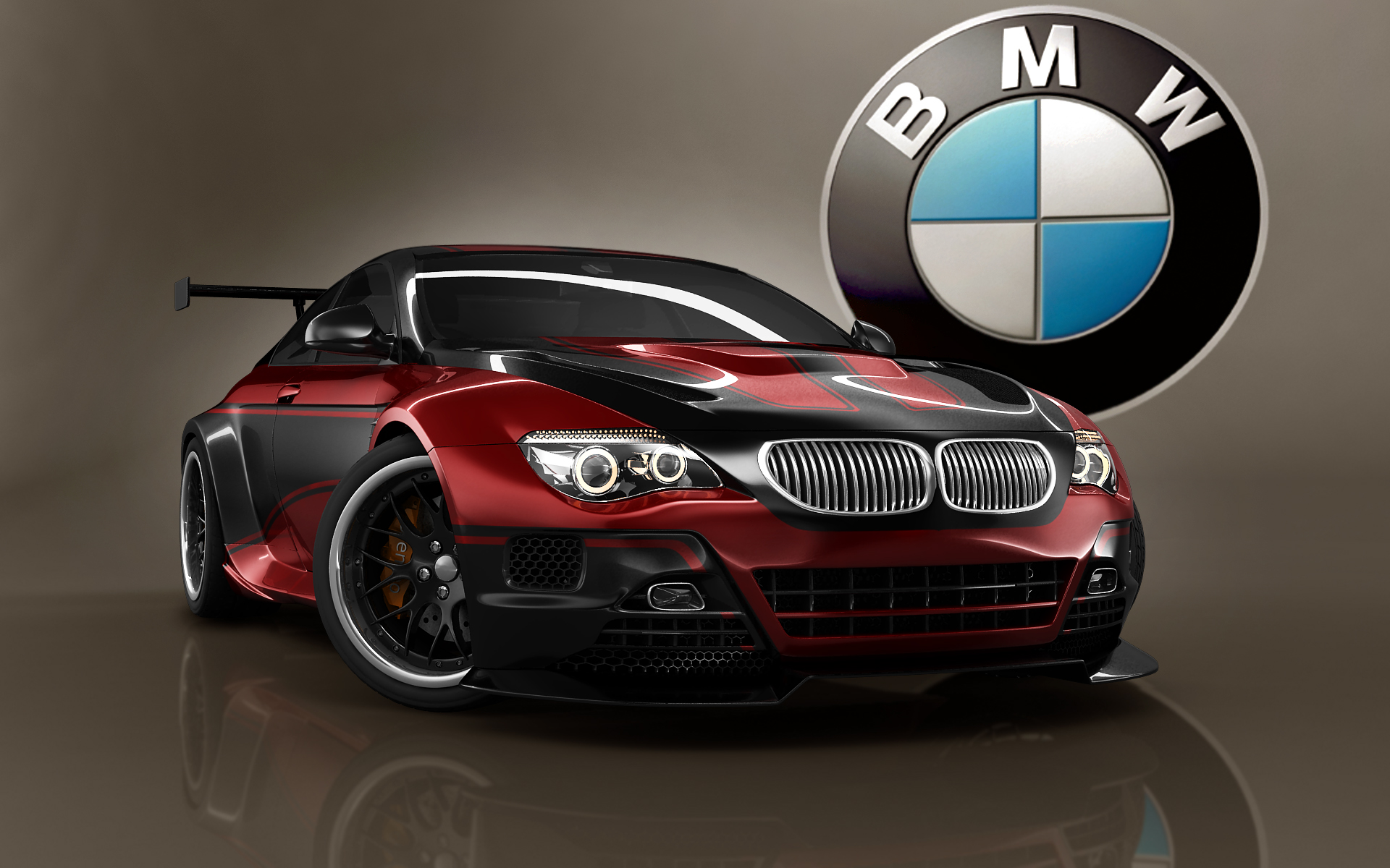 Bmw M6 Gt By Stefanmarius On Deviantart