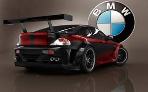 BMW M6 GT Back by stefanmarius
