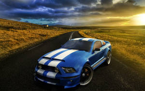 Ford Mustang Composition by stefanmarius
