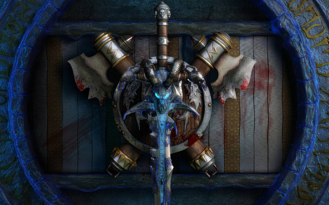 Warcraft Tribute final render