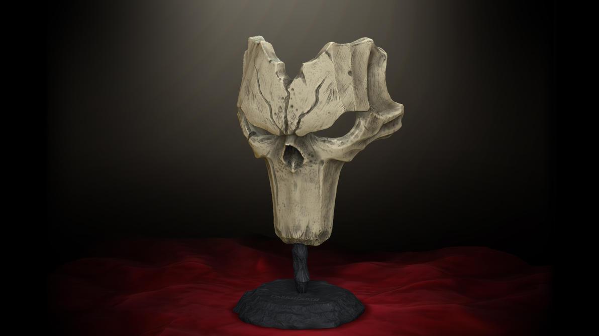 Darksiders 2 Mask by stefanmarius