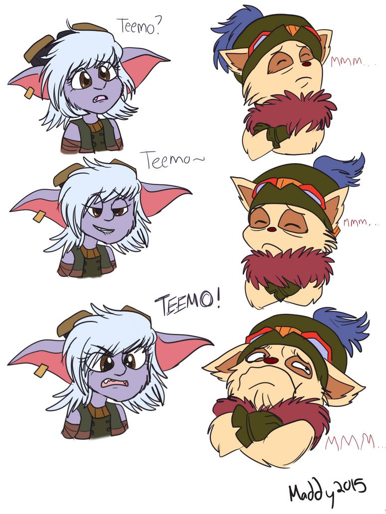TEEMO by wackomako