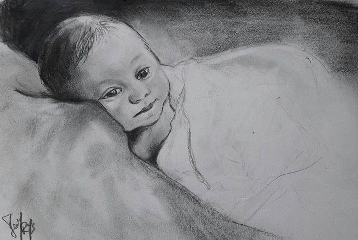 Baby-dessin by Jennyrys