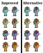 Fusion Suit Improved by Darklink1996