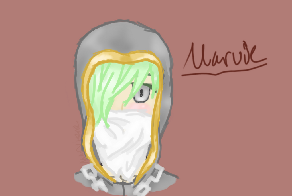 Marvie (Me) by Marviene