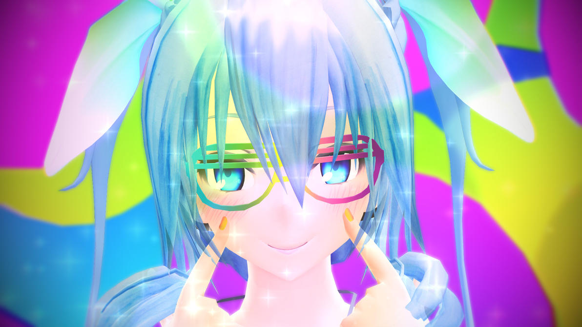 [MMD x Nightcore] Think About It by LoverCathy