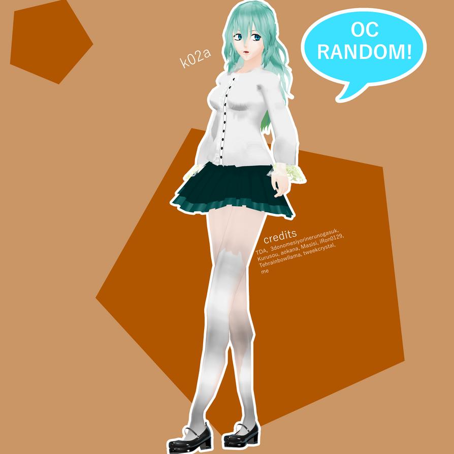 just.a.random.model by LoverCathy