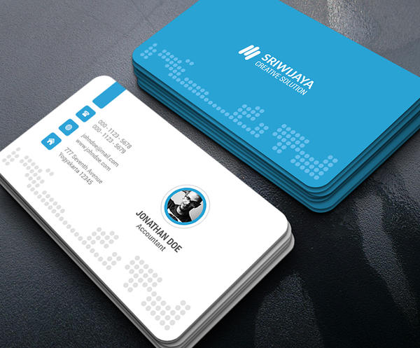 Circle business card by gowesdesign on deviantart circle business card by gowesdesign colourmoves