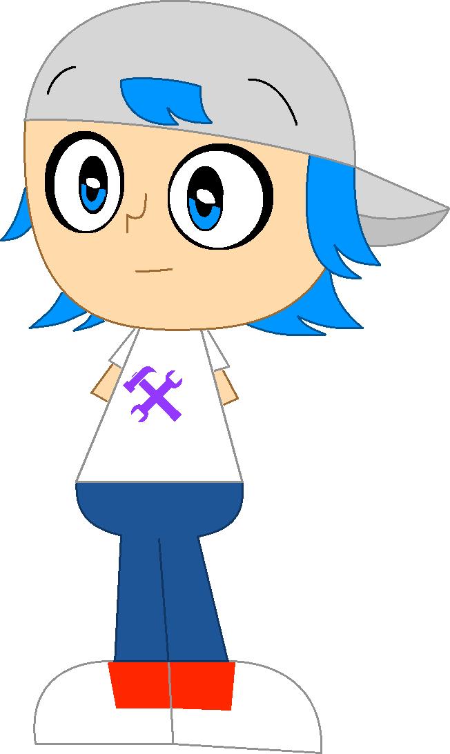 Hi Hi Puffy AmiYumi Yumi Styled Ami Front Right by