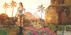 Lara Croft - The Oasis