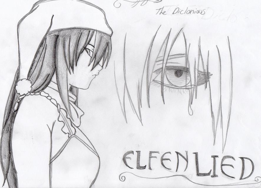 Elfen Lied By ShadowEquine On DeviantArt
