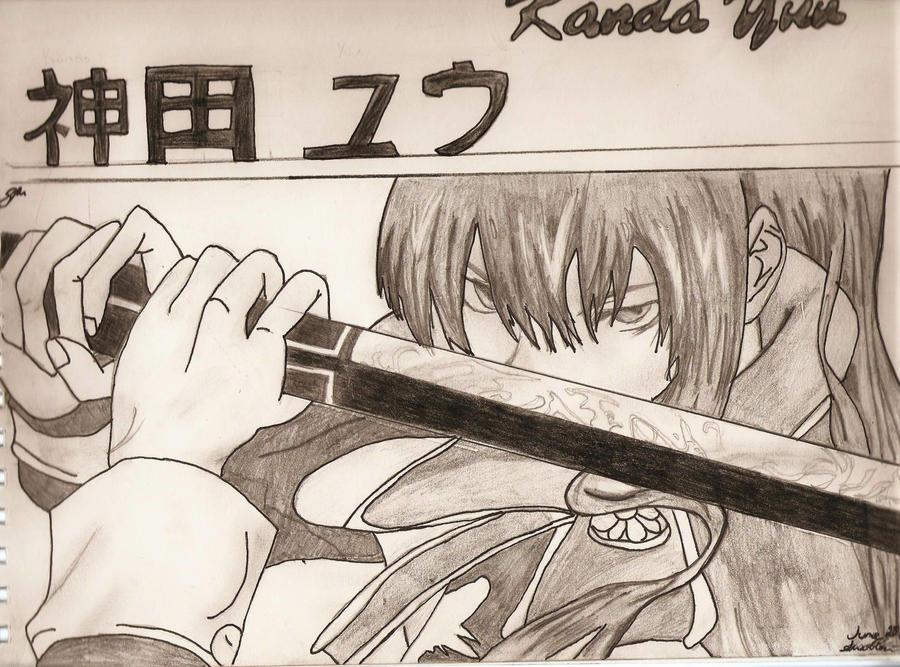 Kanda Yuu - D. Gray Man by Banfan45