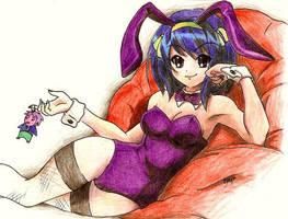 cute bunny by MaryXII