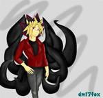 Red Kitsune Atemu