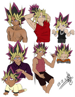 Seven Kings by dm17fox