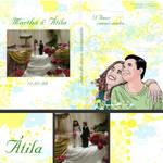 DVD // Casamento Martha e Atila by Quislom