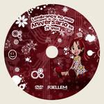 DVD Aniversario // Ana Paula by Quislom