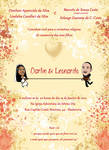 Convite Casamento // Darlin e Leonardo by Quislom
